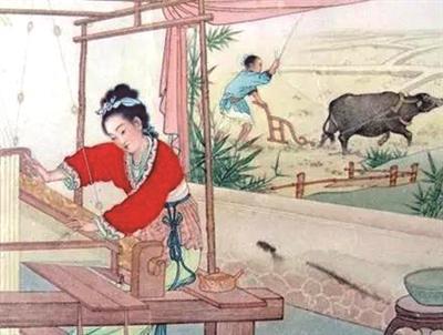 牛郎织女。