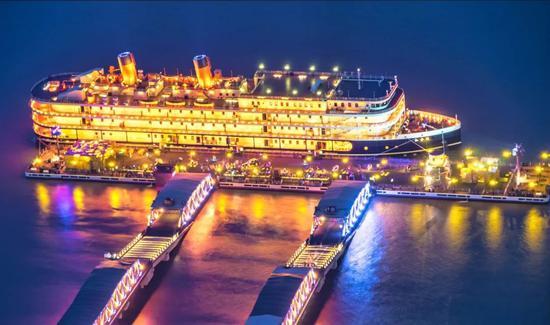 150亿元建港!南京将成中国内河首个国际邮轮城市
