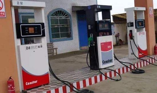 因增值税税率调整 江苏成品油价格下调