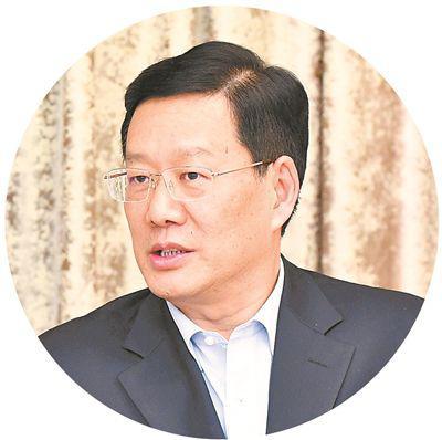 朱勤虎接受记者专访