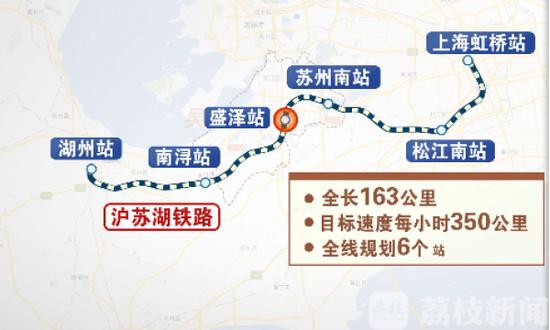 沪苏湖铁路开工 未来有哪些利好?听南大教授解读