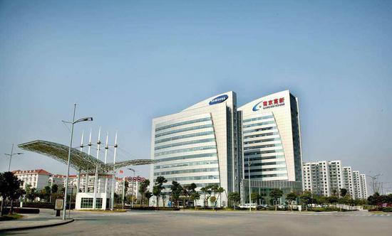 国家级南京高新技术产业开发区。资料图片