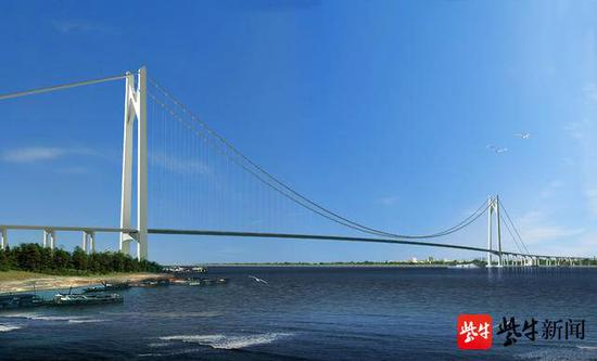 仙新路大桥设计图