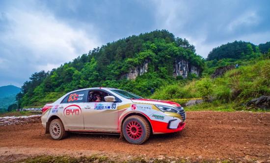 中国新能源赛车文化的开创者和培育者