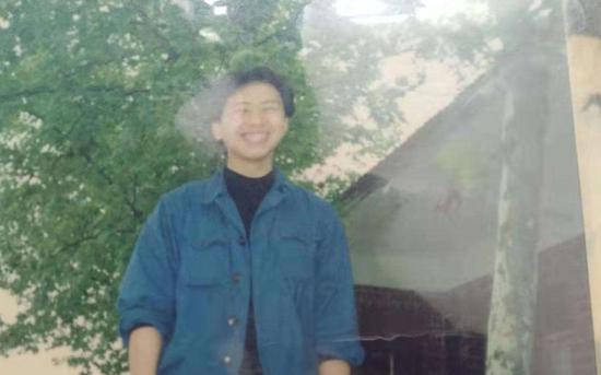 李尚平生前的照片。受访者供图