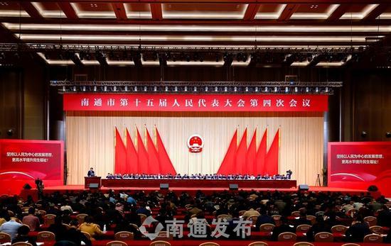 南通去年GDP预计9400亿元,政府