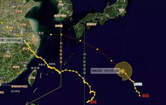 今年台风为何偏爱包邮区?