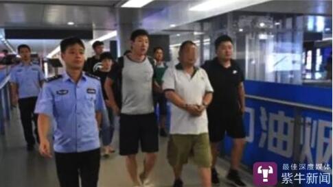 陈某被押回南京