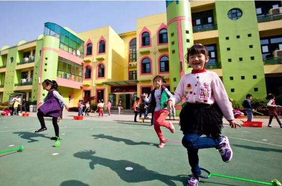 玄武区红山幼儿园,图自南京教育发布
