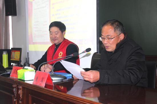 王爱东讲述《一名基层党员的志愿故事》
