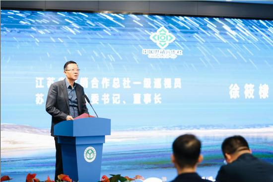 青海省供销名优特色扶贫产品展销中心走进南京