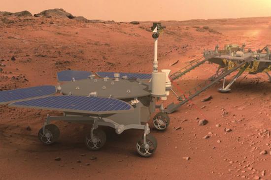 中国首辆火星车全球征名完成初次评审,遴选出哪吒等10个名称