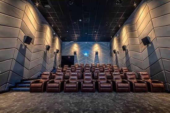 vip厅专属放映设备第九电影网图片