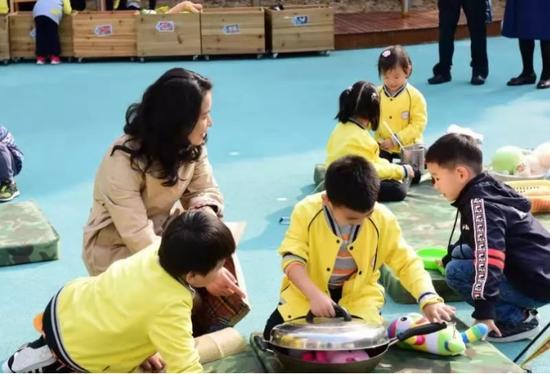 建邺区实验幼儿园,图自南京教育发布