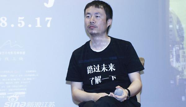 """李睿珺携《路过未来》走进南艺 赞杨子姗""""零度表演"""""""