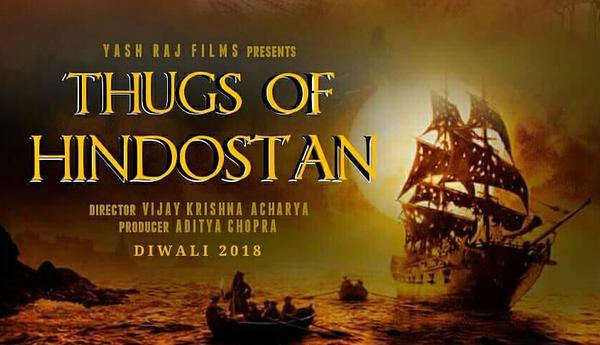 阿米尔·汗《印度暴徒》颠覆形象 连创印度影史新记录
