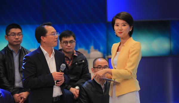 聚焦南京改革开放40年 访谈节目《改革进行时》上线