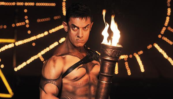 阿米尔·汗从影30年精彩无限 《印度暴徒》集大成迎接贺岁