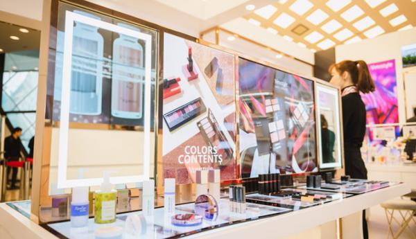 薇妮领航化妆品新零售 开启智慧护肤新时代