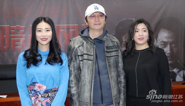 《暗战风云》登陆南京 安泽豪、任笑霏上演反特大戏