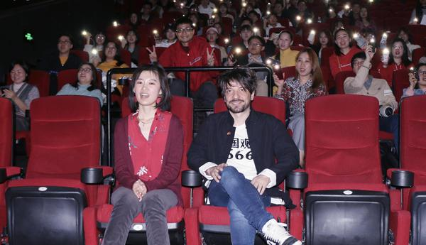 《看不见的客人》导演保罗携悬疑新作《海市蜃楼》空降南京