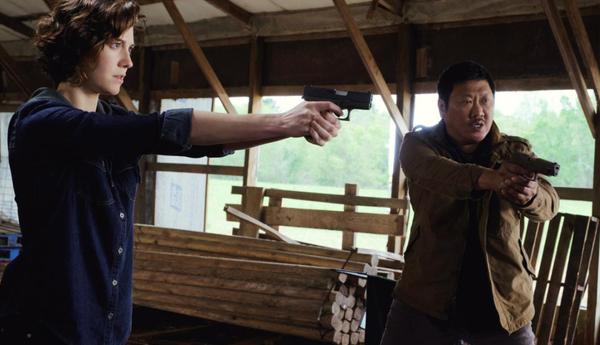 李安导演《双子杀手》新预告燃炸 史密斯分饰两角