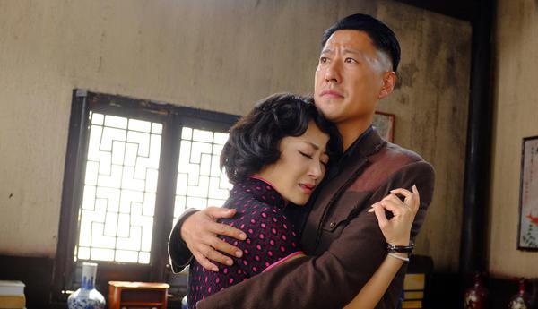 《不可能完成的任务》江苏开播 于震陈紫函谱写抗战史诗
