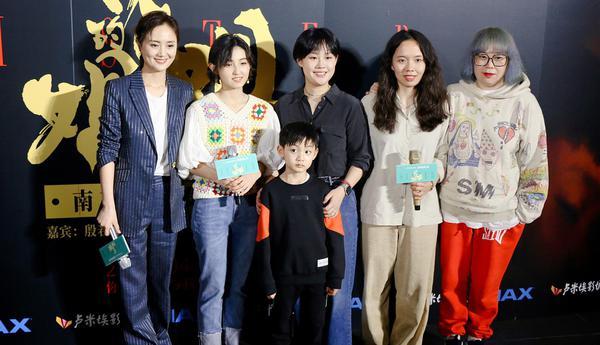 张子枫携《我的姐姐》来宁 演绎暖虐交织女性现实题材佳作