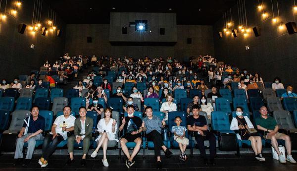 《夏夜骑士》响誉各大影展 导演南京分享创作心得