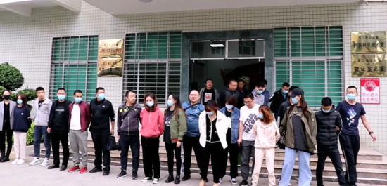 警方破获特大网络赌博案 涉案交易流水逾30亿元