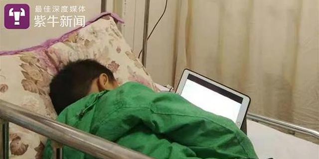 """江苏8岁男童患白血病 其父怕""""人财两空""""拒绝救治"""