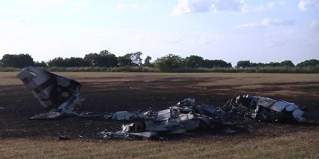 一中国学员在美航校坠机遇难 此前曾有淮安籍学员自杀