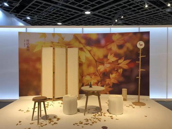 """第五届""""紫金奖•文创产品创意设计大赛""""金奖 竹语系列"""