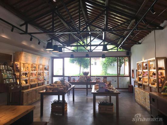青创种子村首个入驻台湾企业-薰衣草森林