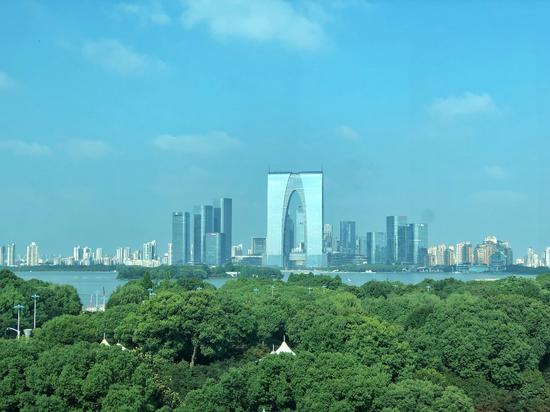 全域旅游看江苏 苏州工业园区:商文旅融合打造全域现代化园区