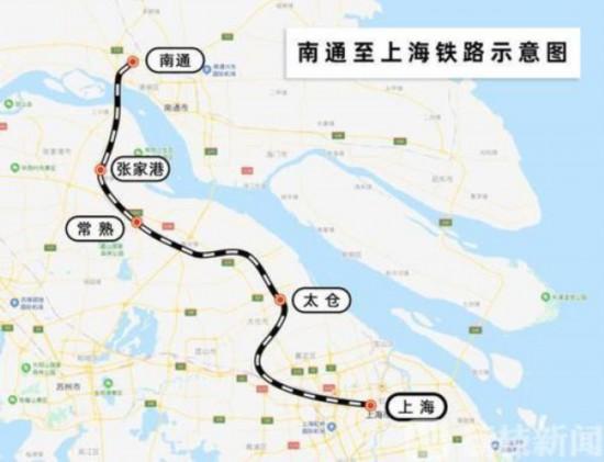 南京到上海月底首开C字头动车 这些城市将受益
