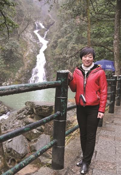 徐文娟法官生前照片。