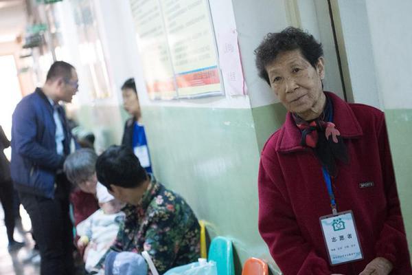 平均年龄75岁的志愿者团队 无偿服务社会21年