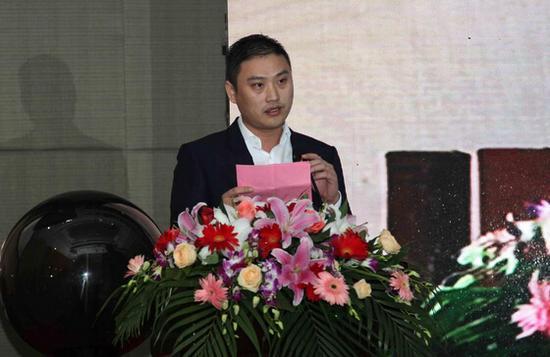 高润集团创始人兼CEO施洋