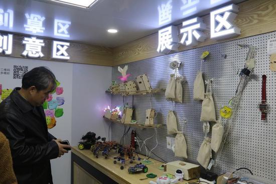 新式校园教育装备 打造南京未来课堂