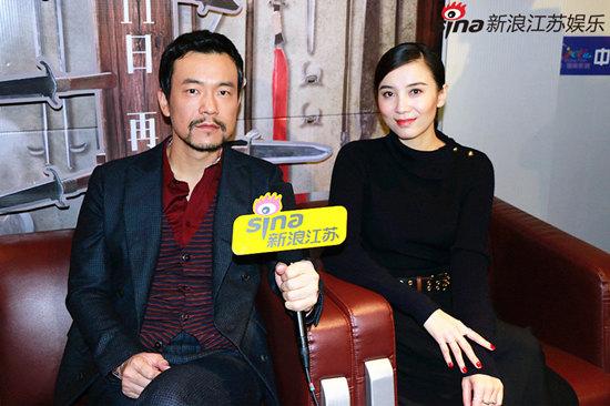 专访宋佳:与廖凡演激情戏不尴尬