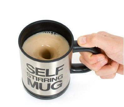 积赞20个即可获得咖啡自动搅拌杯