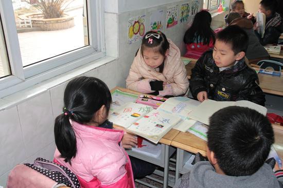 """鼓楼区第二实验小学一年级期末考试""""有新招""""--北京"""