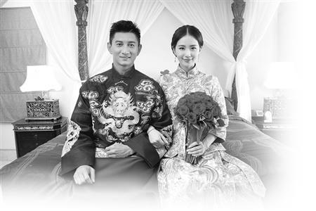 吴奇隆刘诗诗巴厘岛结婚 四爷表白会听话的(图)