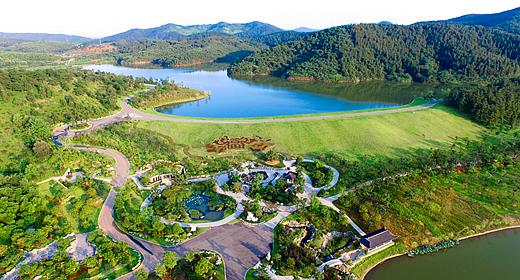 南京银杏湖主题乐园