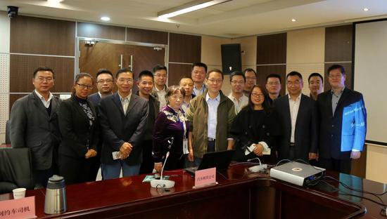 第一期南京城市治理圆桌论坛与会人员