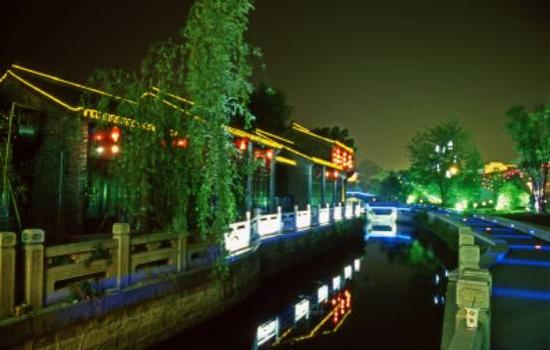 江苏扬州龙湖别墅