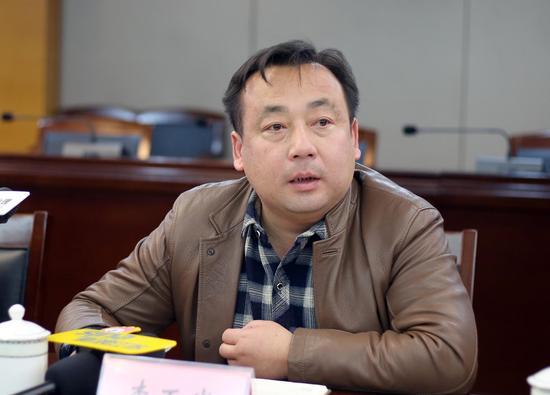 公众委员李玉堂