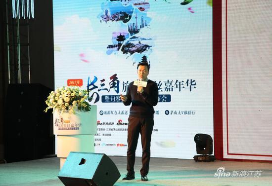 新浪浙江副总经理、新浪宁波总经理张天文案例分享