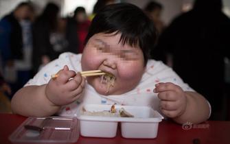 七岁娃为减肥花光近百万家财